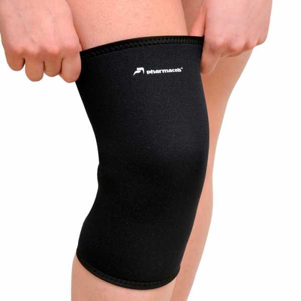 наколенники для бега 401 PHARMACELS Compression Knee Support Closed Patella Pharmacels.jpg